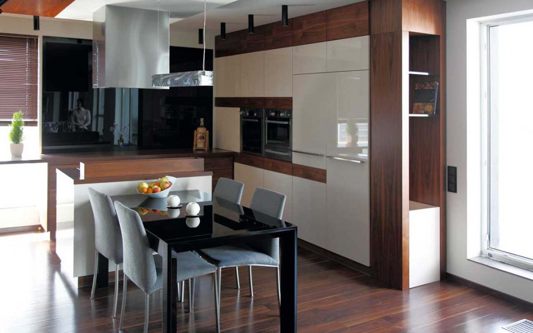 Dlaczego kuchnie na wymiar są idealnym rozwiązaniem dla domu?