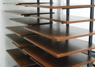 Płyty na stojaku do produkcji mebli