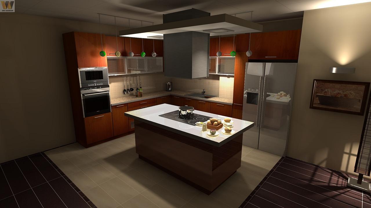 Wygodna Kuchnia Dla Funkcjonalnego Domu Doskonale Rozwiazania