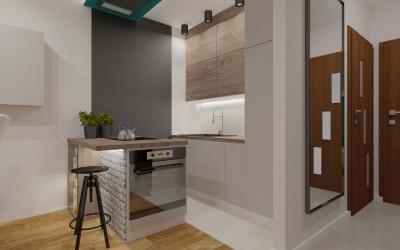 Różne aranżacje nowoczesnej kuchni