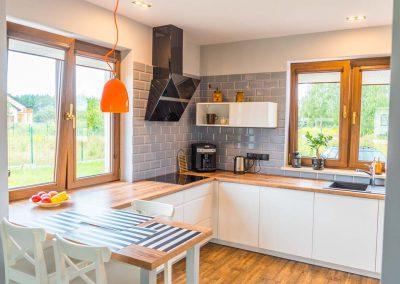 Meble kuchenne dla domu w Niwach