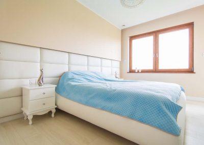 Meble do sypialni dla domu w Ostromecku